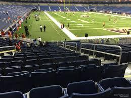 Alamodome Section 126 Utsa Football Rateyourseats Com