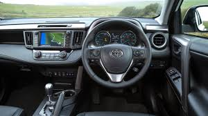 Toyota RAV4 Hybrid (2016) Business Edition Plus review by CAR Magazine