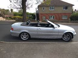 BMW 3 Series E46 325ci Convertible 2001 Model | in Weymouth ...