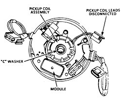 Should you ditch the distributor additionally 14369 disty ignition input wire likewise ford tfi ignition module