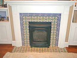 Decorative Hearth Tiles mexican tile fireplaces Backsplash tile decorative tile 1