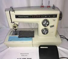 kenmore mini ultra sewing machine. kenmore 158 zig zag free arm heavy duty sewing machine denim leather *serviced!* mini ultra