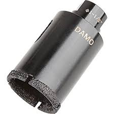 concrete core drill bit. damo 1-1/2\ concrete core drill bit z