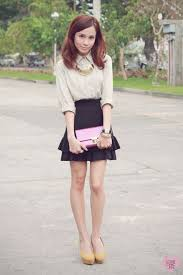 Fashion girl blog teen
