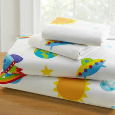 out of this world twin sheet set