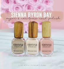 sienna byron bay nail polish
