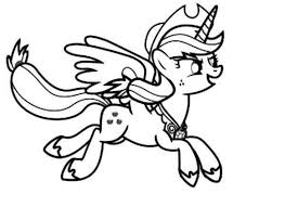 Twilight Sparkle Coloring Pages New My Little Pony Queen Twilight