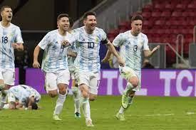 Brazil vs Argentina final, more than ...
