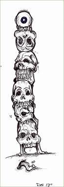 3 Totempaal Kleurplaten 14731 Kayra Examples