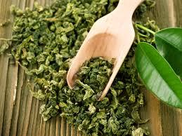 Té Verde seco