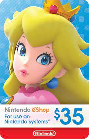 Amazon.com: $35 Nintendo eShop Gift Card [Digital Code]: Video Games