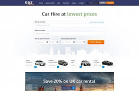 Auction Website Template Inspiration Free Car Rental Website Templates PHPJabbers