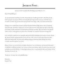Sample Education Cover Letter Cover Letter Examples Write The Perfect Job For Resume
