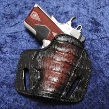 dragon executive custom leather holster
