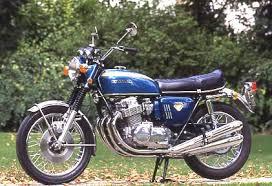 honda cb750 four modellgeschichte 1968