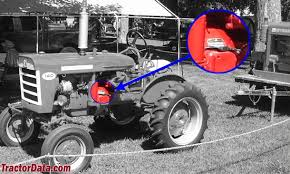 com farmall tractor information photo of 140 serial number