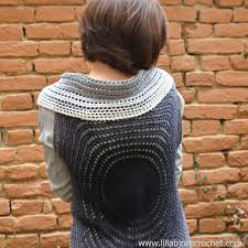 Crochet Mandala Vest Pattern Free Magnificent Inspiration Design