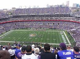Baltimore Ravens Seating Chart Seating Chart