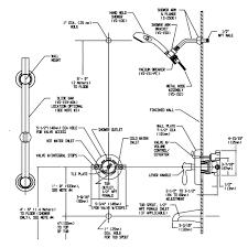 ada pressure balance diverter valve ada shower combination speakman