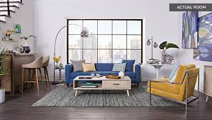 room furniture designer. 3d rendering actual room furniture designer i