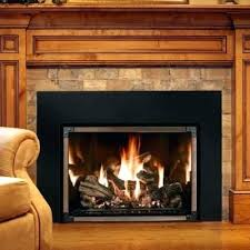 mendota gas fireplace insert traditional parts