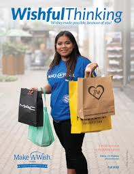 Make-A-Wish Hawaii Fall 2018 Newsletter by Make-A-Wish Hawaii - issuu