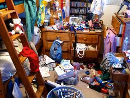 Your Messy Room is Keeping You Unhealthy