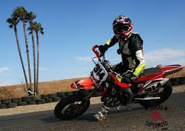 sun palm trees and melted rubber can t beat supermoto track