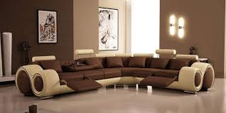 Brown Set Sofa Soft Of Fabric Sponge With Glass Table Using Legs Living Room Ideas Brown Furniture