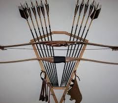 bow wall rack bow wall holder archery bow wall rack