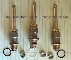 shower faucet stem how to replace stem valves in shower faucets awesome 3 handle shower replacement