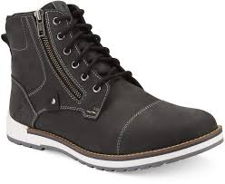 mens leather boots side zip over 800 mens leather boots side zip style
