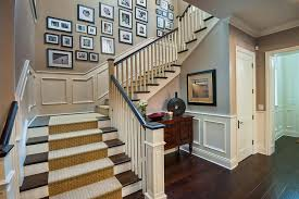 photo gallery staircase can decorate walls along staircase stairs with beautiful carpets and walls decorated
