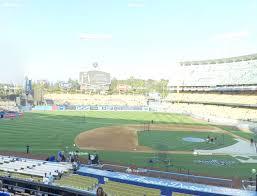 Dodger Stadium Loge Box 131 Seat Views Seatgeek