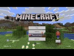 your microsoft account to minecraft ps4