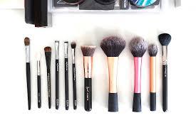 makeup brush starter kit