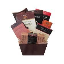 au chocolat gift basket