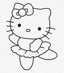 Coloring Pages Flowerg Pages To Print Hello Kitty