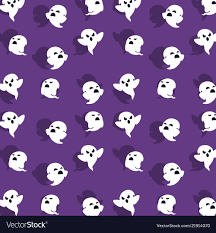 Ghost Pattern New Decoration