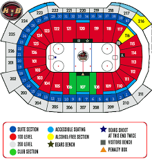 Hershey Bears Giant Center Seating Chart Scotty Mccreery News Fan Site Daily Updates Pictures