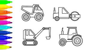 construction truck coloring pages beautiful construction trucks coloring pages printable of construction truck coloring pages fresh