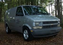 1994 Chevrolet Astro Cargo - Information and photos - ZombieDrive