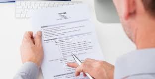 CV review service