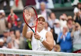 Angelique Kerber zeigt in Wimbledon ihr bestes Tennis seit 2018: