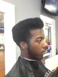 Mica Student Gets Fantastic Haircut Royal Razor Baltimore Barbershop
