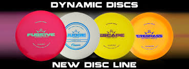 Dynamic Discs Introduces New Line Of Disc Golf Discs All