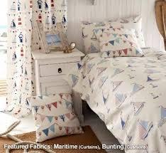 seaside themed single duvet covers