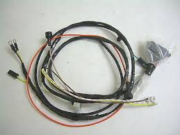 impala wiring harness image wiring diagram 1963 chevy impala 4 door sedan 283 dash wiring harness w fuse on 1963 impala wiring