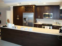 Restaining Kitchen Table Kitchen Refinish Cabinets The Suitable Home Design