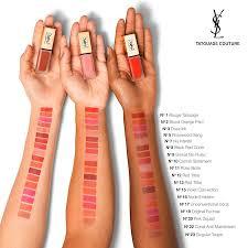 Tatouage Couture Liquid Matte Lip Stain Yves Saint Laurent